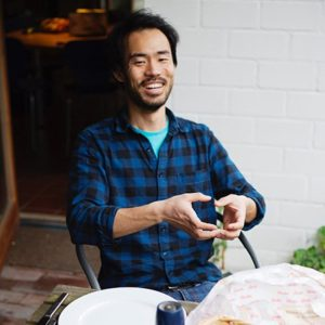 Takuto Kojima is making his living in Berlin as a freelance web developer. He is one of the co-founders and developers of Fidus Writer.