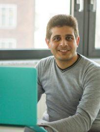 Mahdi Jaberzadeh Ansari, Master of Computer Science